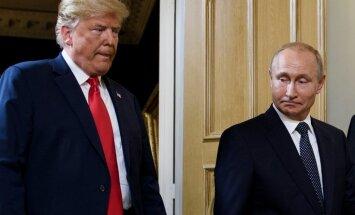 Большинство американцев недовольно политикой Трампа в отношении России