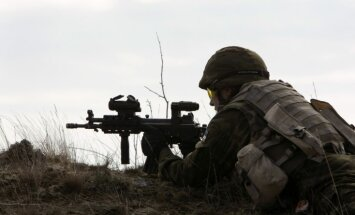 Armijas komandieris: ja Igaunijā parādīsies 'zaļie cilvēciņi', viņi tiks nogalināti