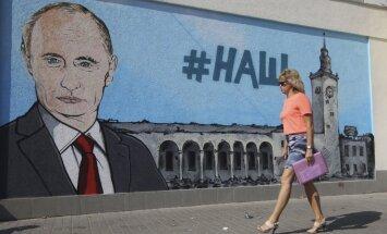No Putina aizbēgušie vīlušies par Imigrācijas likuma grozījumiem Saeimā