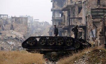После встречи с Асадом Мамыкин не исключает возможности посетить Алеппо