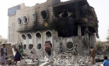 Saūda Arābija Jemenā izmantojusi ASV ražotas kasešbumbas