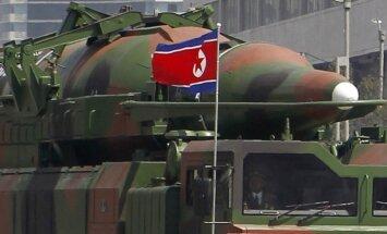 Ziemeļkoreja, iespējams, gatavojas ceturtajam kodolizmēģinājumam