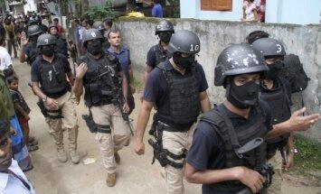 Bangladešā reidos nogalina 11 aizdomās turētus islāma ekstrēmistus