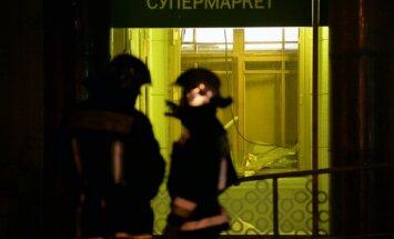 'Daesh' uzņemas atbildību par sprādzienu Sanktpēterburgas lielveikalā