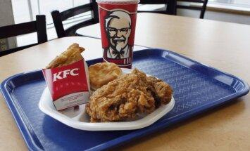 Rīgā plāno atvērt 'Kentucky Fried Chicken' un 'Pizza Hut' ēstuves