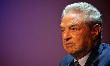 Rietumu sankcijas pret Krieviju ir nostrādājušas negaidīti labi, uzskata Soross