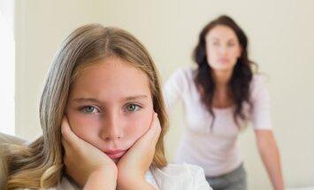 Četri iemesli, kādēļ bērni mēdz būt nepateicīgi