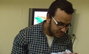 Египетский журналист назвал новорожденного сына Путин