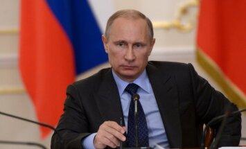 Путин обещает адекватный ответ на приближение НАТО к границам России