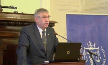 Konferencē diskutē par sabiedriskā viedokļa ietekmi uz tiesu varu. Video tiešraide