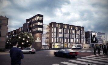 ФОТО: Как будет выглядеть новый корпус торгового центра Origo