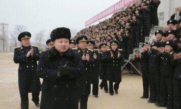 ASV apsver Ziemeļkorejas iekļaušanu terorisma atbalstītāju valstu sarakstā