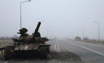 Poļi Ukrainas austrumos ar nepacietību gaida evakuāciju uz Poliju