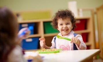 Aicina bērnudārzus pieteikties bezmaksas lekcijām vecāku izglītošanai par veselīgu uzturu