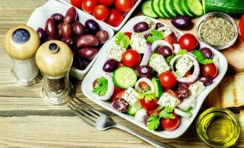 Kā pagatavot izcili gardus grieķu salātus, nepieļaujot muļķīgas kļūdas