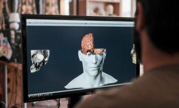 Latvijas uzņēmums 'Anatomy Next' ar 3D modeļiem ceļā uz nākotnes izglītību