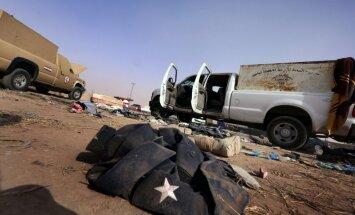 Irākas nemiernieki draud ieņemt arī Bagdādi; valdība vēlas ASV palīdzību