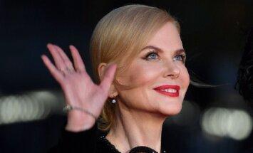 """Николь Кидман объяснила свои странные аплодисменты на """"Оскаре"""""""