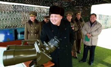 Ziemeļkoreja piecu gadu laikā var iegūt līdz 100 atombumbu