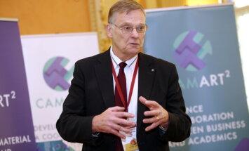 Vērienīgākajā Latvijas zinātnes projektā par 31 miljonu eiro 'audzēs pētnieku muskuļus'