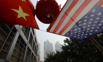 Amerikāņus sadusmo 'Made in China' uzraksts uz ASV olimpiskajiem apģērbiem