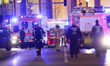 14 пострадавших при теракте в Берлине находятся в крайне тяжелом состоянии