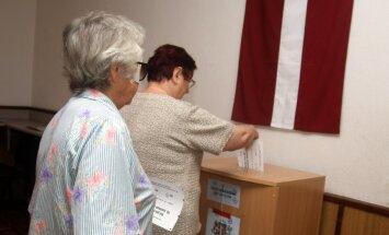 В Латвию на выборы прибудут 60 наблюдателей из 30 стран