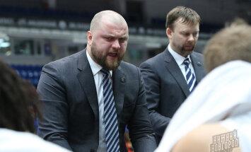 Artur Stalbergs, basket