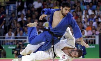Дзюдоист Халмурзаев принес России третье золото в Рио, США — лидер общего зачета