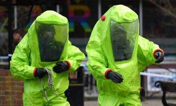 """Пресса Британии: как наказать отравителей с помощью """"Новичка""""?"""
