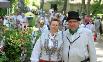 На выходных в Латвийском этнографическом музее пройдет ярмарка народных ремесел