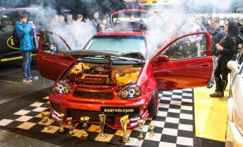 Jau aprīlī Ķīpsalā notiks lielākā autoindustrijas izstāde Baltijā 'Auto 2016'