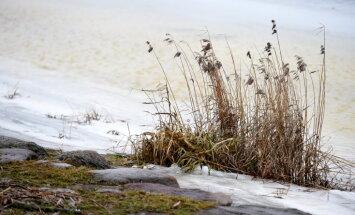 50 лет назад в этот день Латвию уже замело снегом