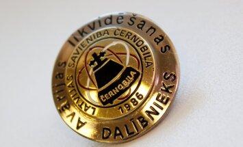 Konceptuāli atbalsta sociālo garantiju pilnveidošanu Černobiļas AES avārijas seku likvidētājiem