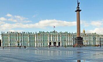 Krievijas lielākajam muzejam Ermitāža - 250