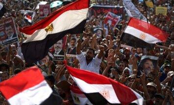 Ēģiptes pagaidu prezidents nāk klajā ar vēlēšanu sarīkošanas plānu