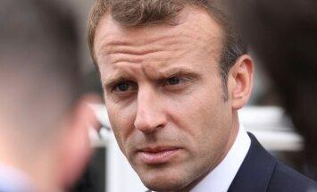 Makrons grib, lai ES pamatvaloda būtu franču