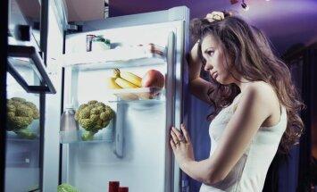Ēst vai nē – ko darīt, ja pirms miega sajūti izsalkumu