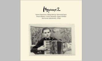 Mielavs izdod albumu 'Nospiedumi 2'
