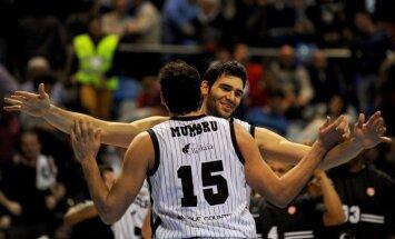 Blūms kļūst par pirmo latviešu basketbolistu, kurš spēlēs Eirolīgas 'play off'