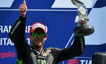 Britu 'MotoGP' braucējs Kels Kračlovs pāriet uz 'Ducati'