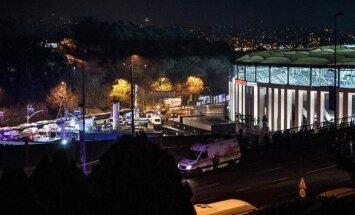 Жертвами теракта в Стамбуле стали не менее 13 человек