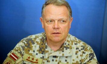 Graube: krievu tanku Brīvības ielā nebūs