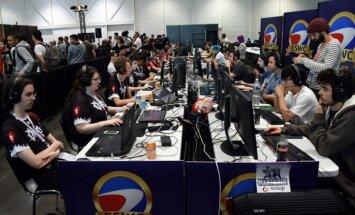 Videospēļu sacensības varētu tikt iekļautas 2024.gada vasaras olimpisko spēļu programmā