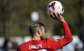 """Čempione """"Spartaks"""" izglābjas no zaudējuma pret 'Babīti'/'Dinamo'"""