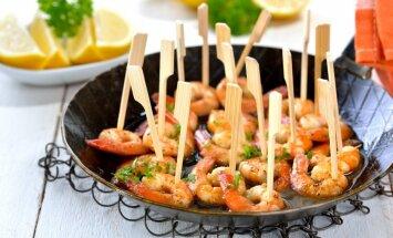18 receptes brīvdienu ballītēm no garšas baudu paradīzes Spānijas