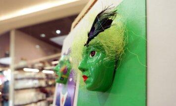 Izstāde 'Maskas' atklāj ikgadējo mūzikas un mākslas festivālu 'Bildes'