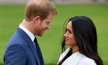 ОНЛАЙН: Королевская свадьба принца Гарри и Меган Маркл