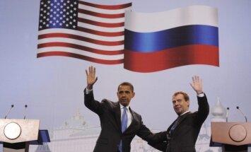 ASV un Krievija var nonākt vēl vienā Aukstajā karā, uzskata ASV amatpersona