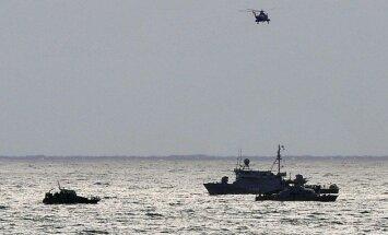 Krievijas kuģa avārija: joprojām nav skaidrs trešā Latvijas jūrnieka liktenis, atzīst ĀM